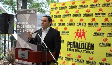 Peñalolén y UAI crean el primer Ecoparque Sustentable de Chile
