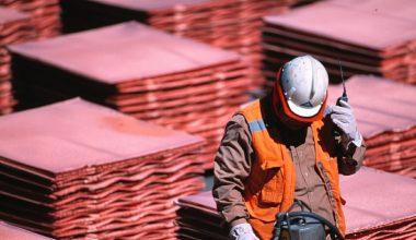 Bajo precio del cobre podría mantenerse