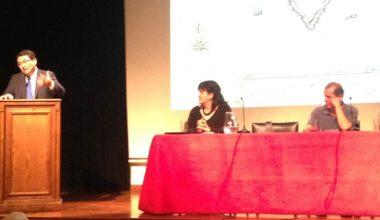Rodrigo Moreno expuso sobre los 400 años del descubrimiento del Cabo de Hornos