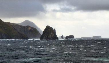 A 400 años del descubrimiento del Cabo de Hornos, lugar de tempestades y vientos implacables