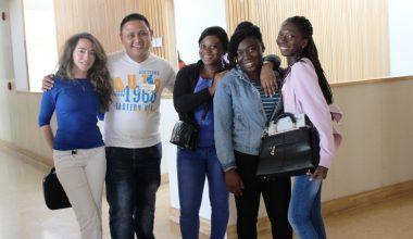 Tercera generación de profesionales del Banco Central de Surinam cursará Máster impartido por la FIC