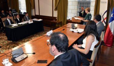 Equipo de Derecho UAI disputó la final del Concurso Jessup