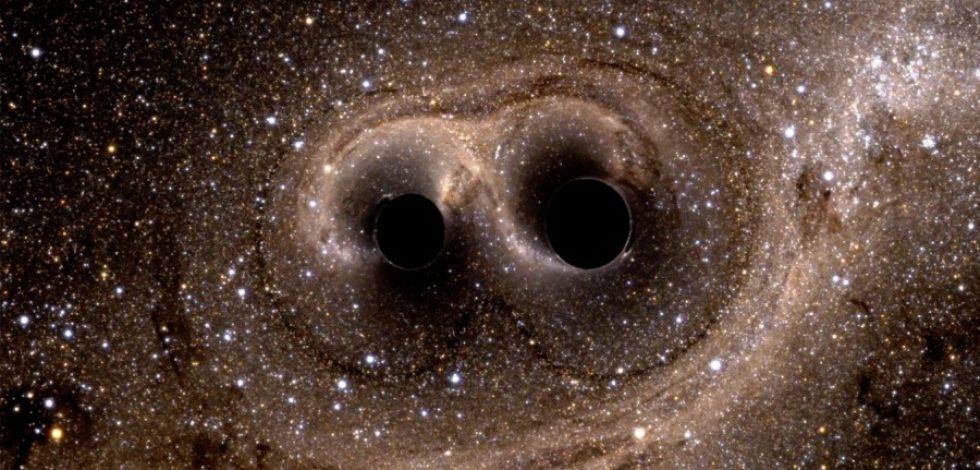 Historia de dos agujeros negros - Noticias UAI