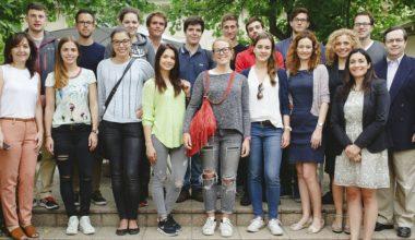Escuela de Negocios recibió a estudiantes de Esade Business School- Barcelona