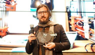 Diego Pinochet ganó los YouFab Creative Awards en Japón