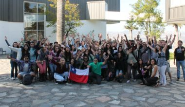 Alumnos de intercambio fueron recibidos en el Campus Viña del Mar