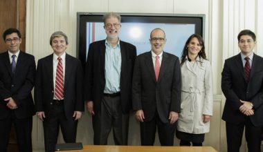 Juan Pablo Medina participó de nueva reunión del Consejo Asesor Fiscal
