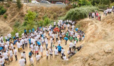 Mechoneo social: alumnos UAI Viña comprometidos con la comunidad