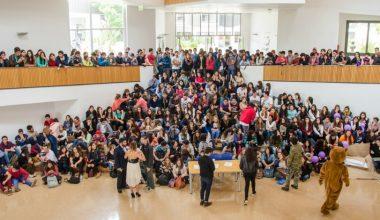 Semana Mechona Viña 2016: dinámica jornada vivieron los mechones