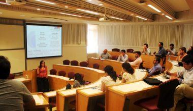 Ingeniería organizó charla informativa de Concurso IDeA FONDEF