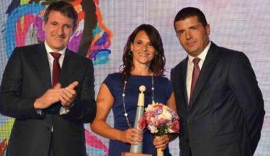 Andrea Repetto recibió Premio Energía de Mujer Enersis 2016