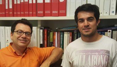 Alumno de Ingeniería UAI, primer estudiante chileno en laboratorio EMPA en Suiza