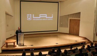 Facultad de Derecho da la bienvenida a sus nuevos alumnos en Campus Viña del Mar