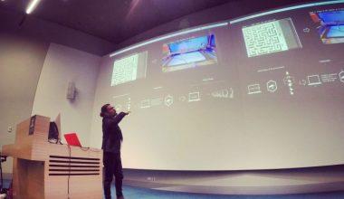 Diego Pinochet del Design Lab en conferencia internacional en Australia