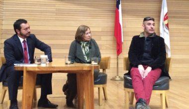 Académicos y alumnos discutieron sobre el legado de Patricio Aylwin