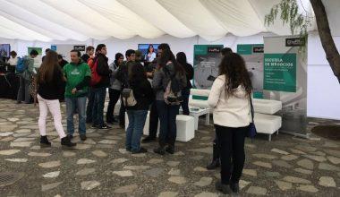 Más de mil estudiantes de cuarto medio asistieron a primer ensayo de la PSU en la UAI