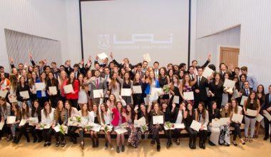 Alumnos destacados reciben reconocimientos en Campus Viña del Mar