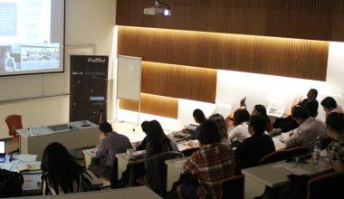 UAI y UNAB realizan primera videoconferencia sobre propiedad intelectual