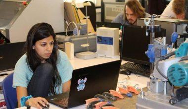 Fab Lab del Design Lab acreditado por Bureau Veritas Certification