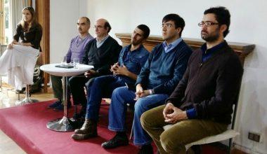 Académico de la Escuela de Psicología participó de la I Jornada Clínica IARPP en Chile
