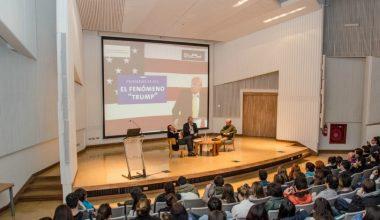 Académicos de UAI Campus Viña discutieron sobre las Primarias en EE.UU