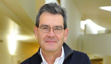 Manrique Arrea, gerente general de Cemento Polpaico Chile