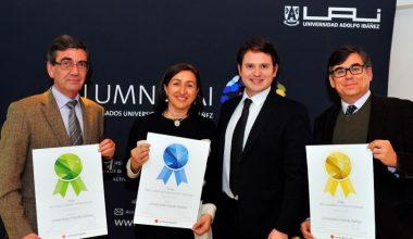 Estudio Universum: UAI líder en Chile en percepción de empleabilidad y satisfacción