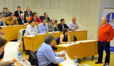 Centro Educación Ejecutiva finalizó Programa en Gestión del Negocio para Polpaico Chile