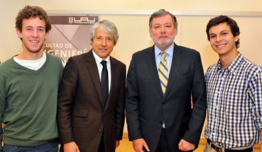 FIC celebró Día de la Ingeniería con Premio a la Innovación Tecnológica en Santiago y Viña