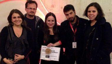 """Maite Alberdi gana festival de cortometrajes en Suiza con nueva cinta """"Yo no soy de aquí"""""""