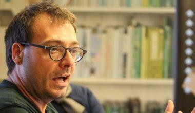 Camillo Boano, académico de University College of London, estuvo en el Design Lab