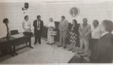 Académico UAI participó en proceso de acreditación de la carrera de derecho en Ecuador