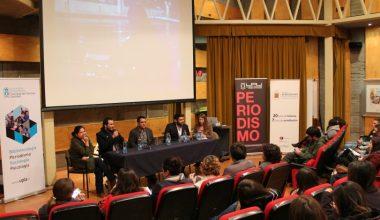 Inédito Primer Encuentro Regional de Escuelas de Periodismo se realizó en Valparaíso
