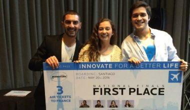 Alumnos de Ingeniería Comercial a la final mundial de concurso Brandstorm L'Oreal