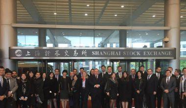 Alumnos del Master en Dirección Financiera conocieron bolsas de China y Hong Kong