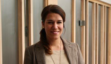 Veronika Wegner recibió beca Conicyt para culminar investigación doctoral