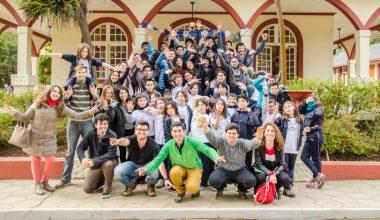 Proyectos de alumnos de ingeniería benefician a escuela en Viña del Mar