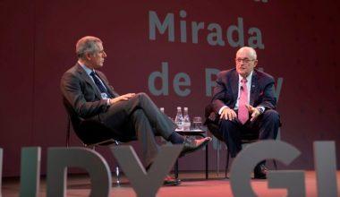 Rudy Giuliani: más de mil personas escucharon al ex alcalde de Nueva York en Chile
