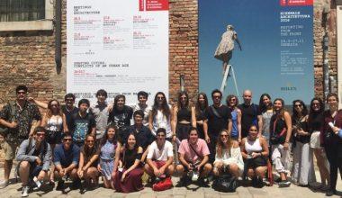 Design Lab UAI en la Bienal de Venecia 2016