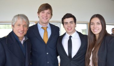 Embajada de EE.UU. otorga becas de intercambio a alumnos de Ingeniería