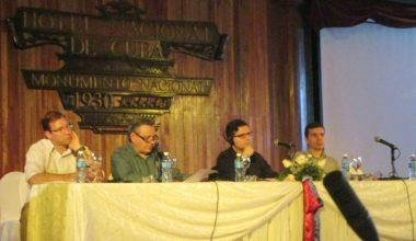 Académicos de Derecho en congreso en Cuba invitados por Yale