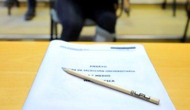 1200 alumnos participaron del II Ensayo PSU 2016