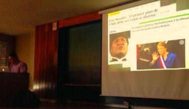 Gonzalo Serrano participó en XVII Congreso Internacional de la Asociación Española de Americanistas