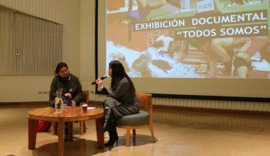 """Documental """"Todos Somos"""" se exhibió en Campus Viña del Mar"""