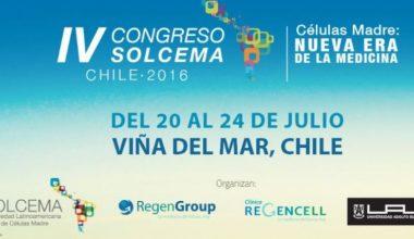 Campus Viña del Mar de la UAI será sede de Congreso Latinoamericano de Células Madre