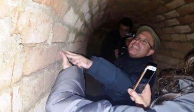 Historiadores UAI apoyarán investigación de los túneles de Limache