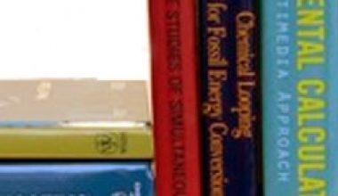 Exhibición de libros de Ingeniería. Bibliotecas Pregrado Santiago y Viña del Mar