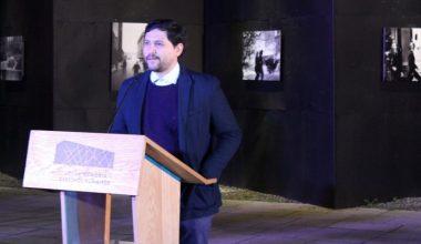 Alumno del Máster en Historia del Arte es curador en exposición en homenaje a Rodrigo Rojas de Negri