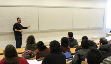 Escuela de Invierno: Curso intensivo de física se dictó en Campus Viña del Mar