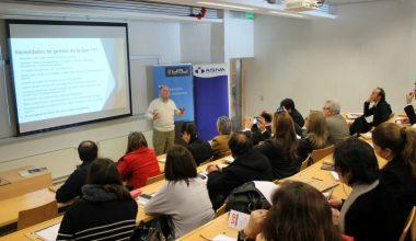Escuela de Psicología realizó seminario sobre liderazgo y accountability